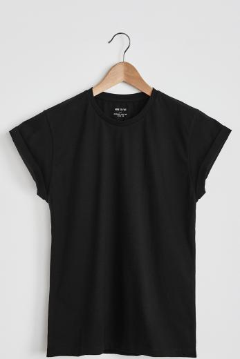 Boyfriend Shirt #eib black