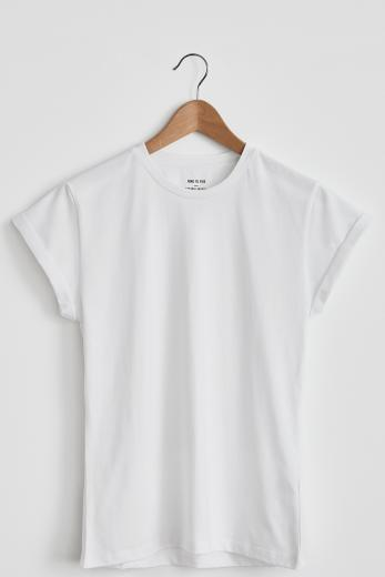 Boyfriend Shirt #eib white