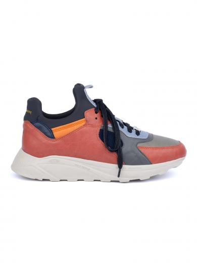 ekn footwear Larch vegan oxblood