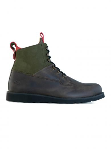 ekn footwear Cedar Boot brown olive