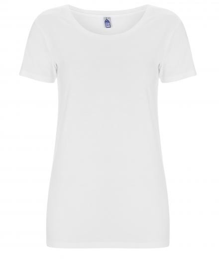 FAIR SHARE Womens T-Shirt white | S