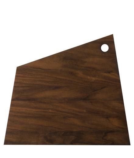 Ferm Living Asymmetric Cutting Board Large