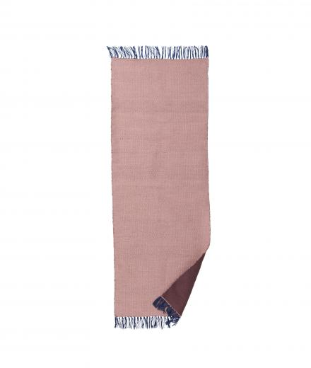 ferm LIVING Nomad Rug Rose Small