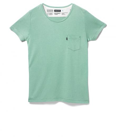 FREITAG F-ABRIC E320 Female T-Shirt L | Industrial Green