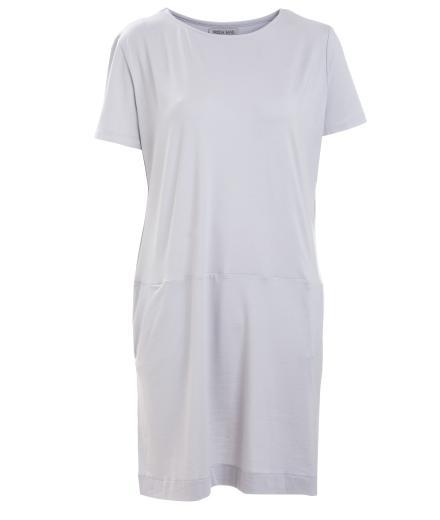 FRIEDA SAND Miyuki Oversized Dress Lunar Rock | S