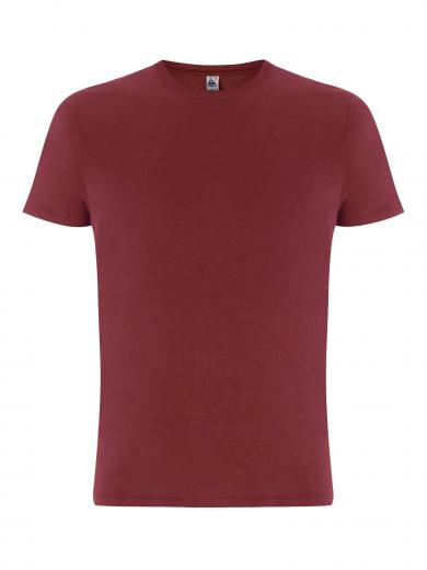 FAIR SHARE Mens/Unisex T-Shirt Burgundy