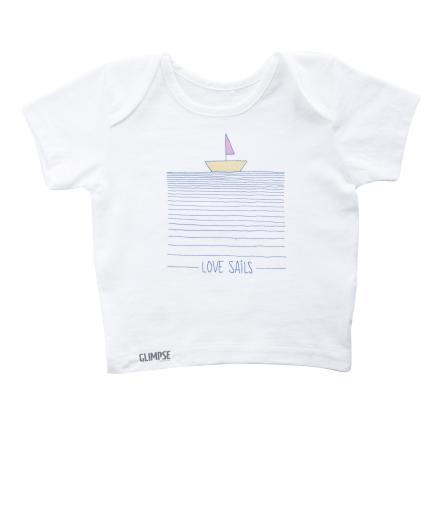 GLIMPSE Baby Mini Shirt gelb