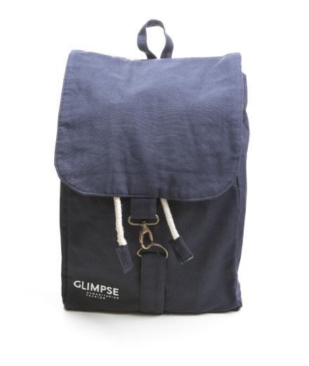 Glimpse Clothing Backpack Traveller Blue