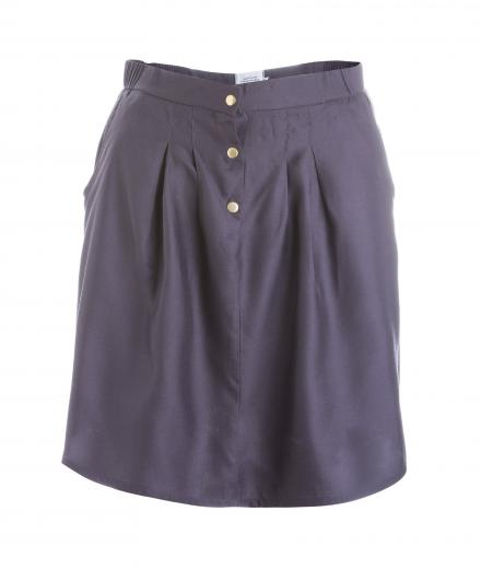 Glimpse Clothing Skirt Thar Dark Grey