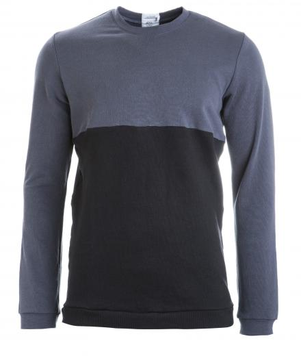 GLIMPSE Sweater Ajanta Black/Grey