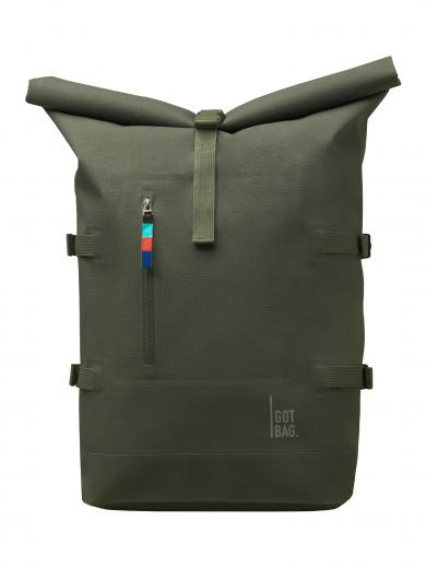 GOT BAG Rolltop Backpack Algae