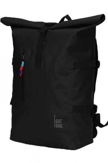 GOT BAG Rolltop Backpack black