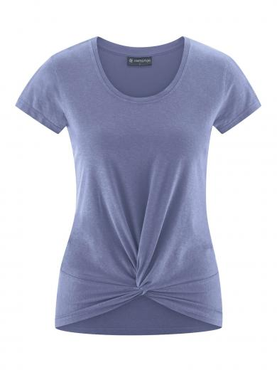 HempAge Yoga T-Shirt lavender