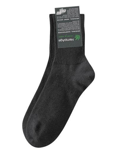 HempAge Wärmende Socke