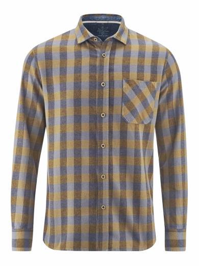 HempAge Lumberjack Shirt peanut