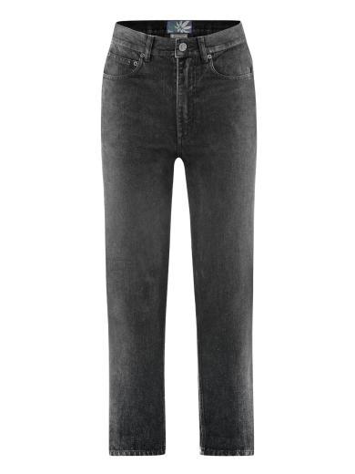 HempAge Black Denim Jeans black