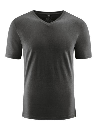 HempAge V-neck short sleeve