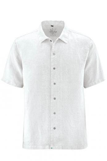 HempAge Shortsleeve white