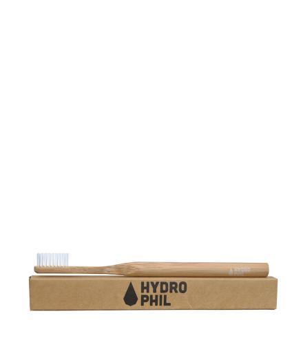 HYDROPHIL Zahnbürste Natur mittel
