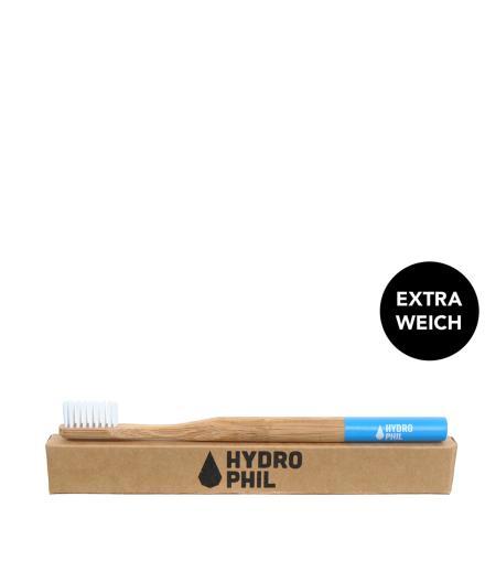 HYDROPHIL Zahnbürste Blau weich