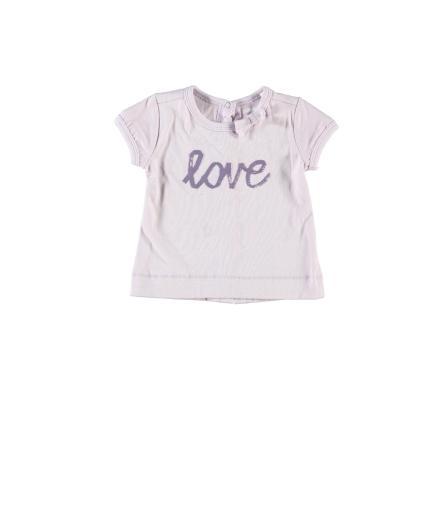 Imps & Elfs T-Shirt Love soft lila | 98