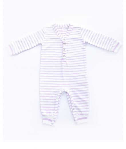 Imps & Elfs Overall Long Sleeve Striped