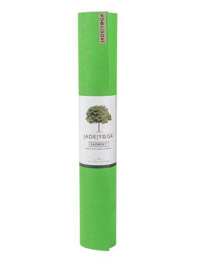 "JadeYoga Harmony Professional 5mm (3/16''), 173cm (68"") kiwi green"