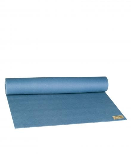 "JadeYoga Harmony Professional 5mm (3/16''), extra-lang 188cm (74"") Slate Blue"