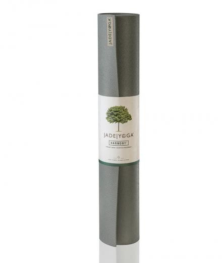 "JadeYoga Harmony Professional 5mm (3/16''), 173cm (68"") gray"