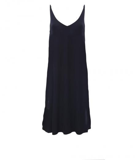 JAN 'N JUNE Dress Triangle flow back Black | S