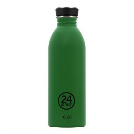24Bottles Trinkflasche 0,5 Liter jungle green