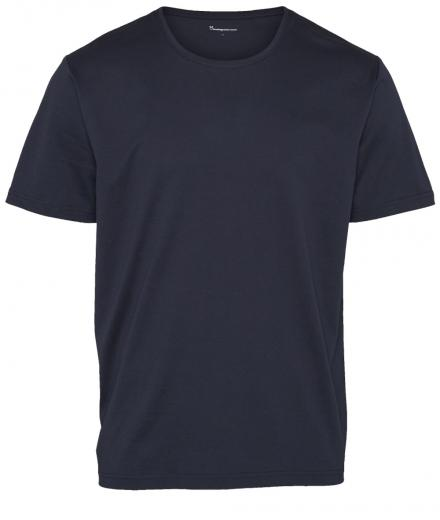 Knowledge Cotton Apparel T-Shirt Normal O-neck