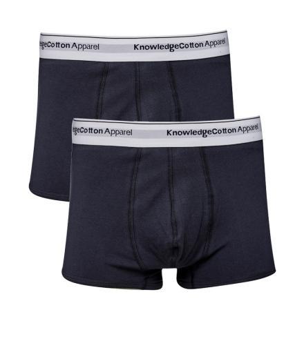Knowledge Cotton Apparel Underwear 2pack - GOTS Item Colour | XL