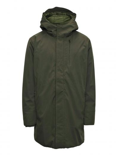 Knowledge Cotton Apparel CLIMATE SHELL jacket