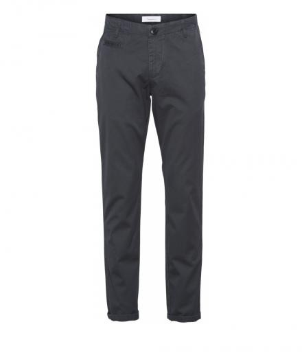 Knowledge Cotton Apparel CHUCK Regular Chino Pant Total Eclipse