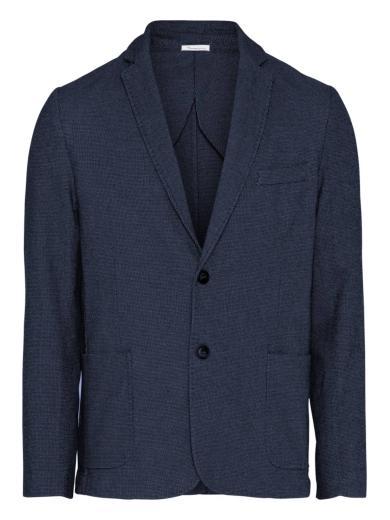 Knowledge Cotton Apparel Structured blazer