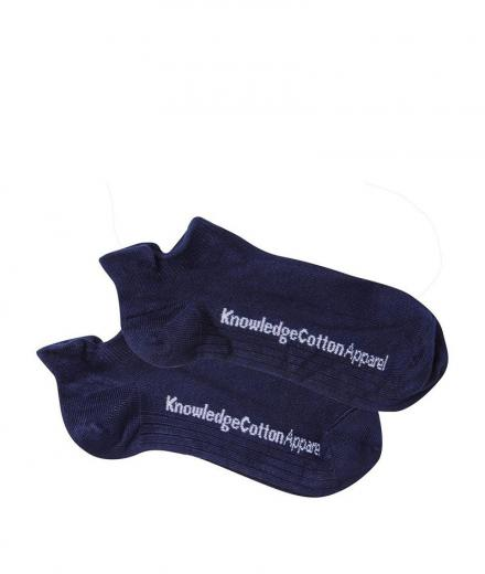 Knowledge Cotton Apparel Footies - Bamboo Sock 2-Pack