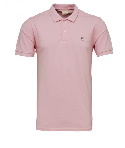 Knowledge Cotton Apparel Pique Polo 1225