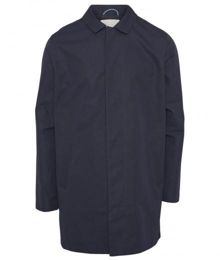 Knowledge Cotton Apparel Functional Carcoat Jacket Total Eclipse