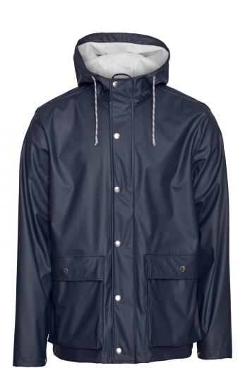 Knowledge Cotton Apparel LAKE short rain jacket