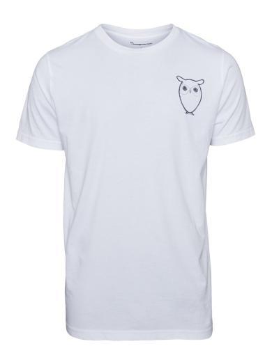 ALDER owl chest tee