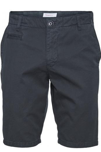 CHUCK regular chino shorts Total Eclipse