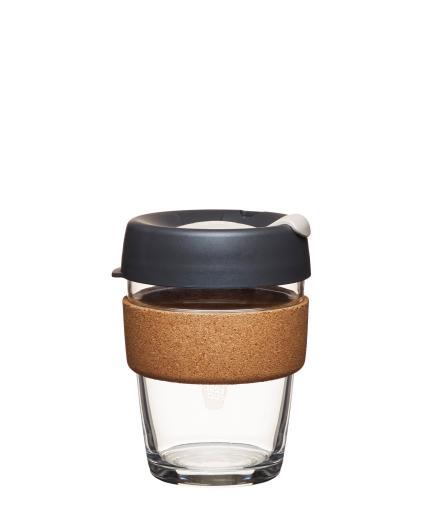 KeepCup Brew Limited Edition Cork Press Medium (340ml)