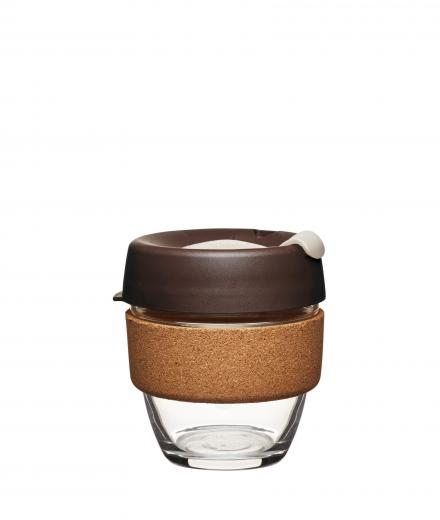KeepCup Brew Cork Edition Almond Small (227ml)