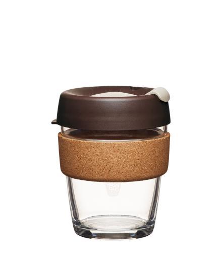 KeepCup Brew Cork Edition Almond Medium (340ml)