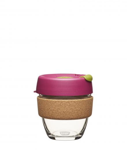 KeepCup Cork Brew Cinnamon | Small (227ml)