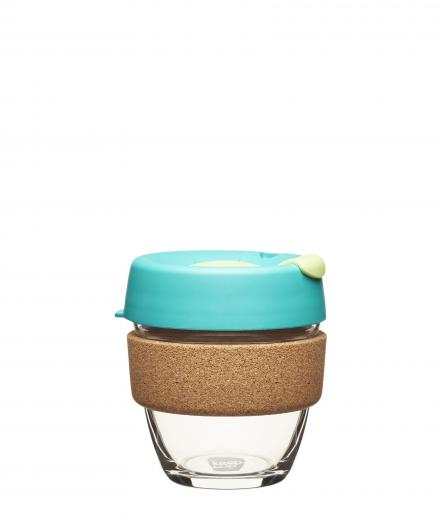 KeepCup Cork Brew Thyme | Small (227ml)