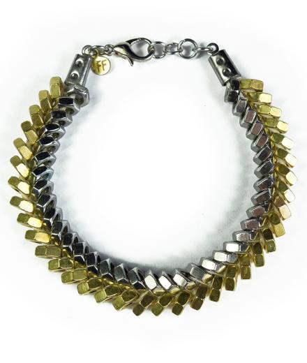 fremdformat Kleine Ursel Mix Armband