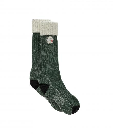 Knowledge Cotton Apparel Terry Socks single pack Forrest Night | 38-42
