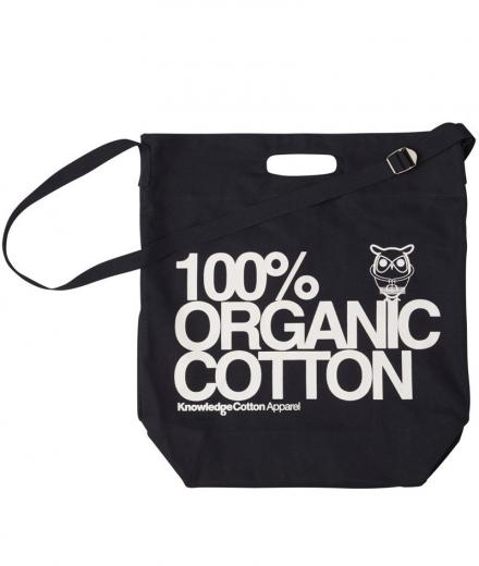 Knowledge Cotton Apparel Canvas Shoppingbag